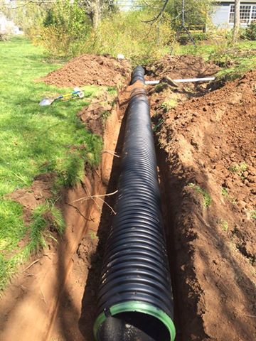 Pipe Drainage